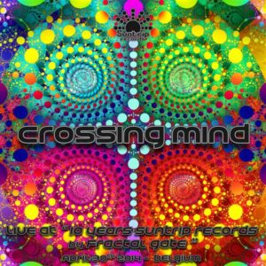 Crossing Mind – Live at 10 Years Suntrip Records by Fractal Gate