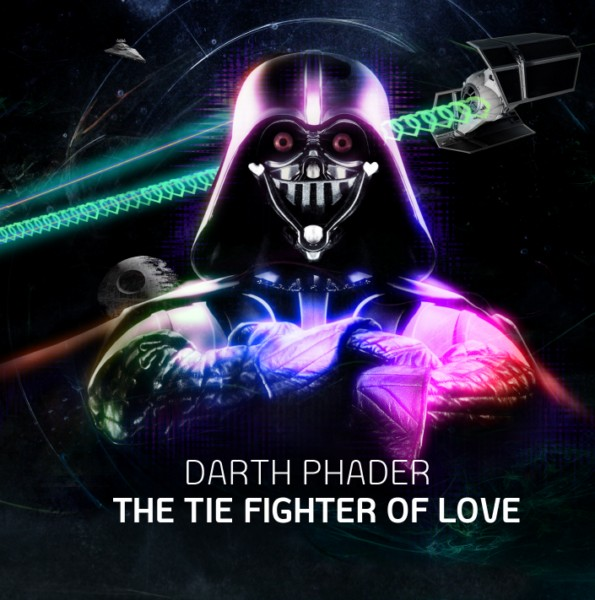 Darth Phader - The TIE Fighter Of Love