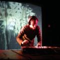 DJ Basilisk in action