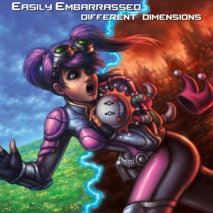 Easily Embarrassed – Different Dimensions