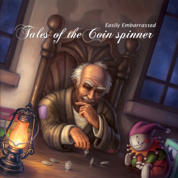 Easily Embarrassed - Tales Of The Coin Spinner