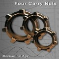 Four Carry Nuts – Mechanical Age
