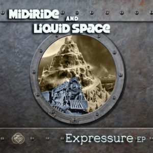 Midiride & Liquid Space – Expressure