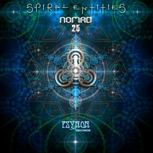 Nomad 25 – Spiral Entities