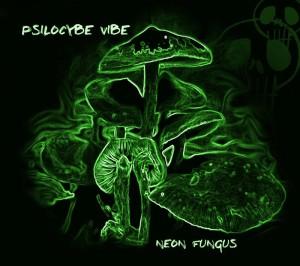 Psilocybe Vibe – Neon Fungus