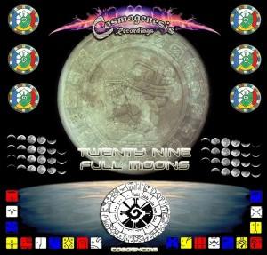 Cosmogenesis 29 Full Moons Free Psytrance Album Download