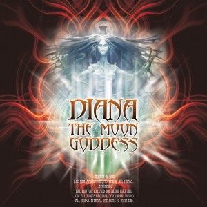 Diana, The Moon Goddess