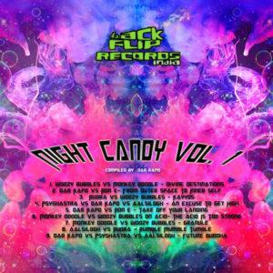 Night Candy Vol. 1