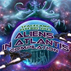 SpaceCamp Psyfari 2013: Aliens In Atlantis